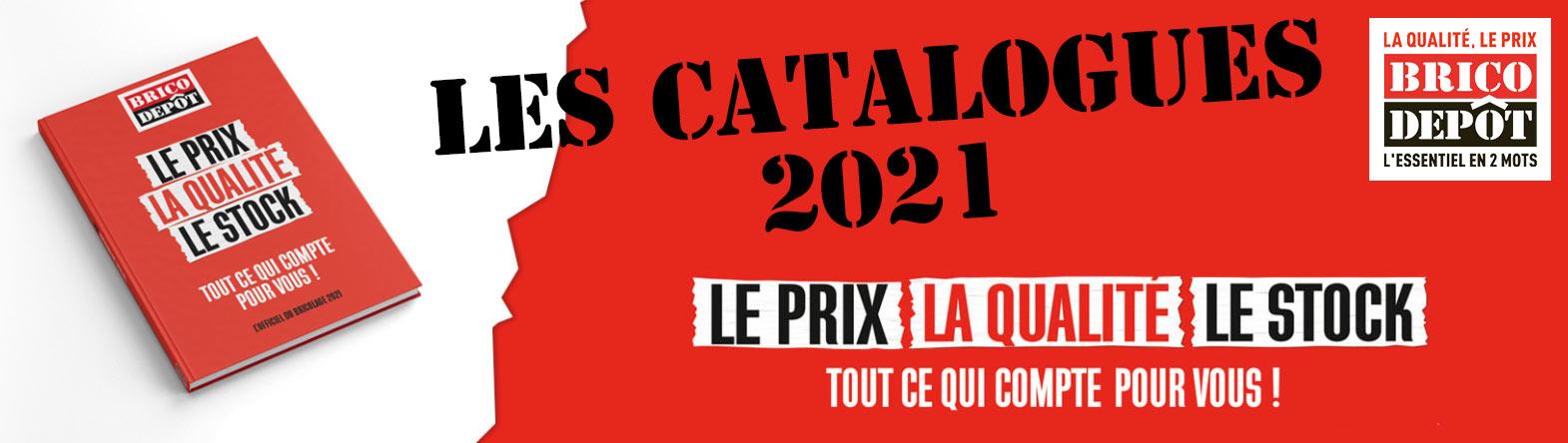 Catalogues Brico Dépôt 2021