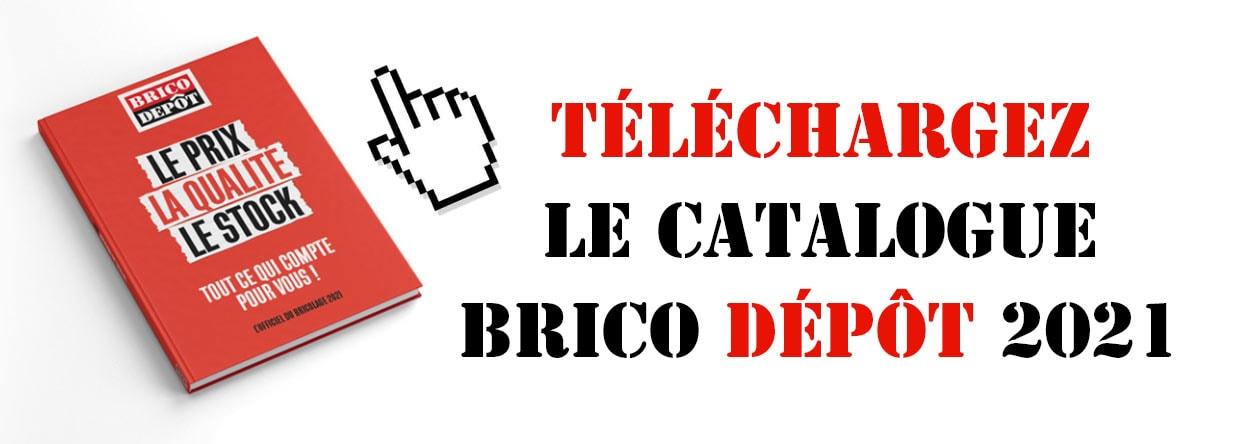 telecharger catalogue brico depot 2021 pdf